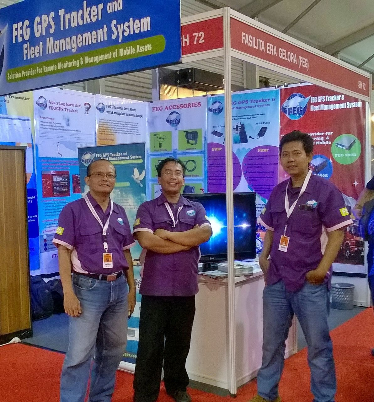 FEG GPS Tracker Team